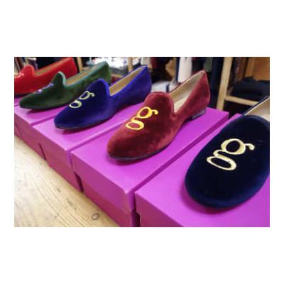 Calita Shoes - Green G8360 Shoes - 38 - Green