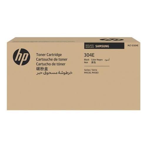 Toner »SV031A« SAMSUNG MLT-D304E schwarz, Samsung