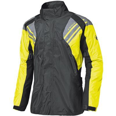 Held Haze Regenjacke, schwarz-gelb, Größe S