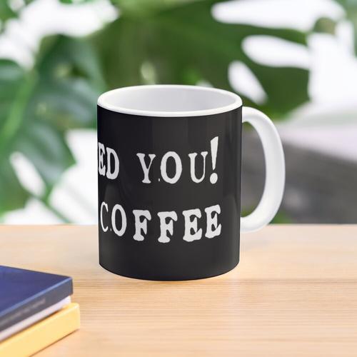 Godspeed Sie schwarzer Kaffee-Kaiser Tasse