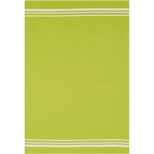 stuco Geschirrtuch Waffel, farbig, (Set, 3 tlg.) grün Geschirrtücher Küchenhelfer Haushaltswaren