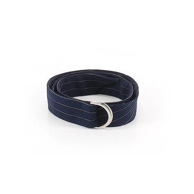 Belt: Blue Stripes Accessories -...