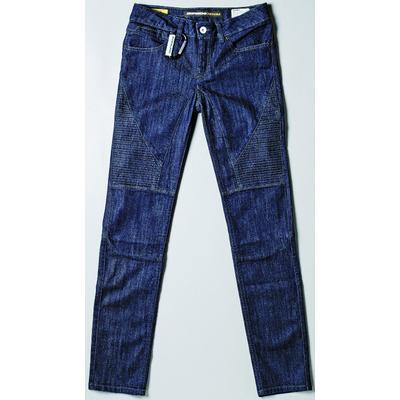 Spidi Denim Lady Racer Slim Fit Women Pants, blue, Size 29
