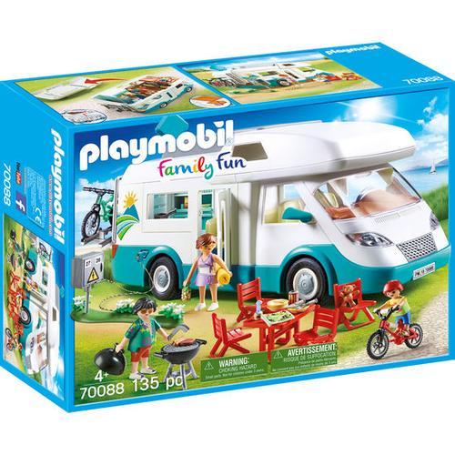 PLAYMOBIL® Family Fun 70088 Familien-Wohnmobil, bunt