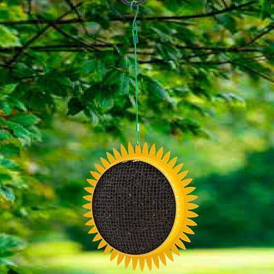 Sunflower Hanging Bird Feeder - 1 per package