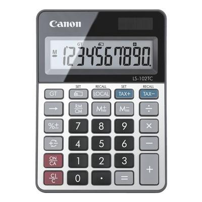 Taschenrechner »LS-102TC«, Canon...
