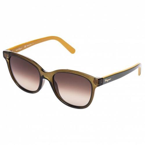 Salvatore Ferragamo Damen Sonnenbrille SF834S-323