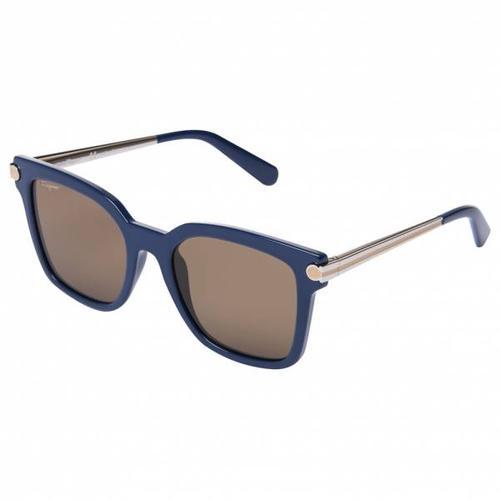 Salvatore Ferragamo Damen Sonnenbrille SF832S-414