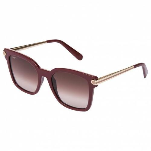 Salvatore Ferragamo Damen Sonnenbrille SF832S-606