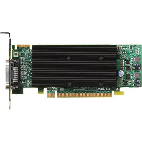 Matrox M9120 Plus LP (0.51GB), Grafikkarte