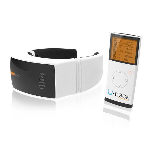 Nackenmassagegerät U-Neck - elektrische Impulsmassage - Durchblutungsfördernd