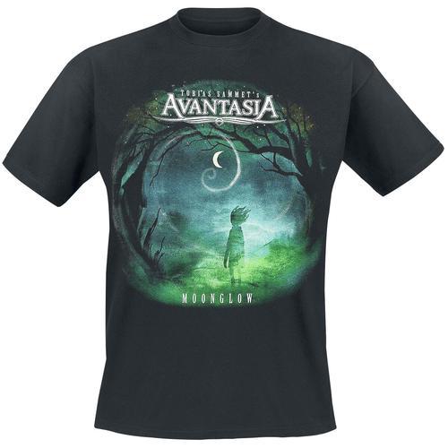 Avantasia Moonglow Herren-T-Shirt - schwarz - Offizielles Merchandise