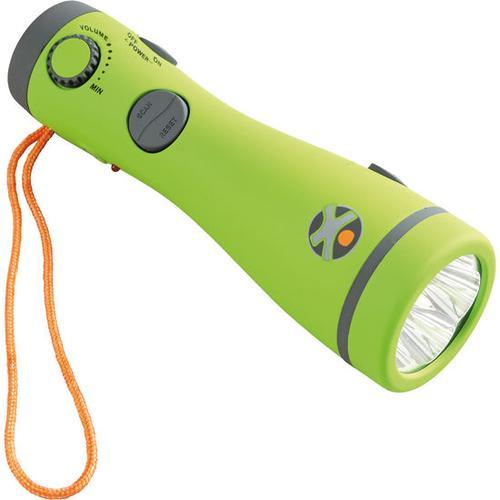 HABA Terra Kids – Radio-Taschenlampe, grün