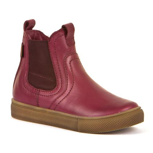 Chelsea Boots Froddo, rot, Gr. 32