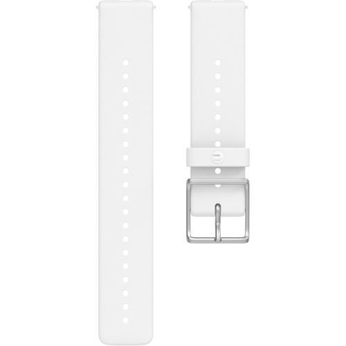 Polar Ignite Armband in White, Größe S