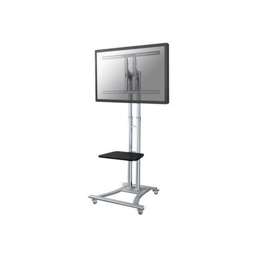 Mobiler Bildschirmständer »FPMA-W820« silber, NEWSTAR