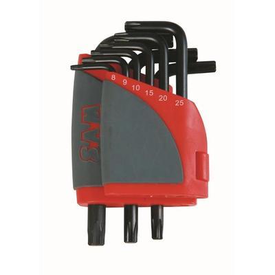 Jeu de clés torx SAM 66-R9A