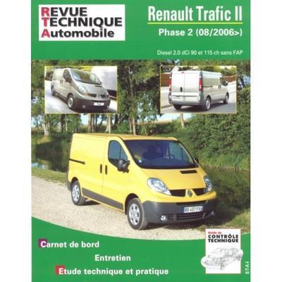 Revue technique auto ETAI 23682
