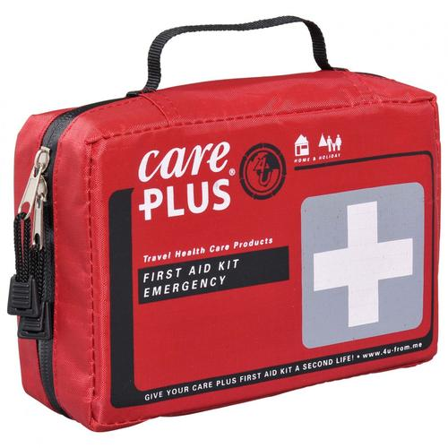 Care Plus First Aid Kit Emergency (Weiß)