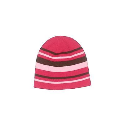 Beanie Hat: Pink Stripes Accessories