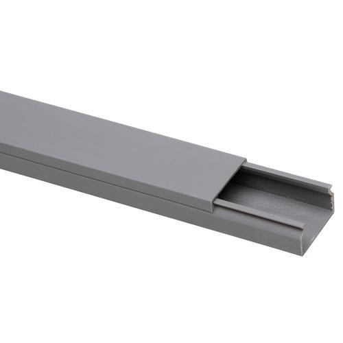 Kopp Kabelkanal grau 2000 x 30 x 15 mm