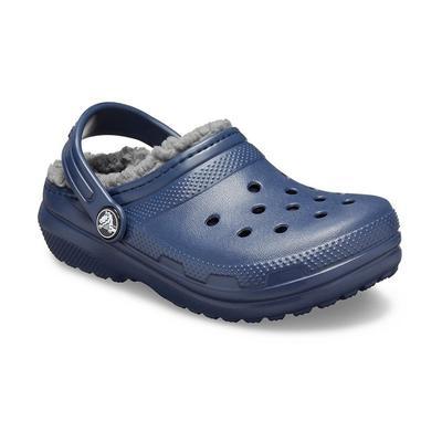 Crocs Navy / Charcoal Kids' Clas...
