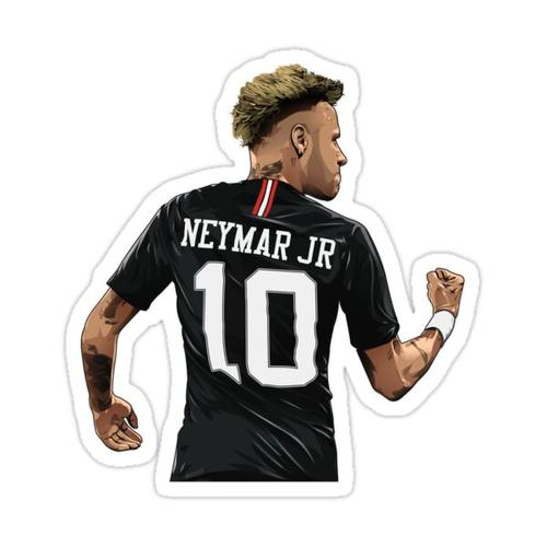 The Number 10 Sticker