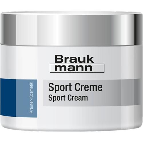 Hildegard Braukmann Sport Creme 50 ml Gesichtscreme