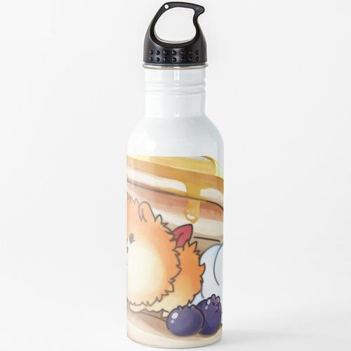 Pom Pom Pancake Wasserflasche