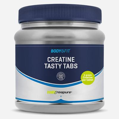 Body&Fit Creapure® Tasty Tabs