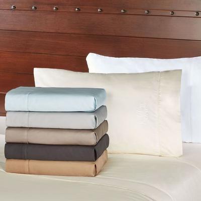 Serenity Sheet Set, Queen, White