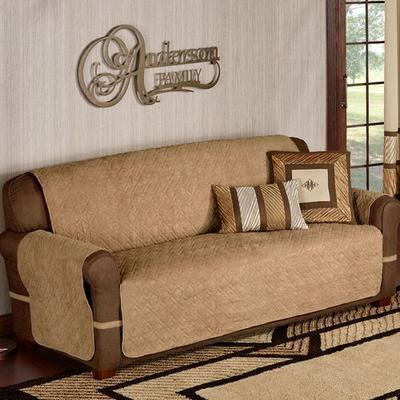 Mason Ultimate Furniture Protector Recliner/Wing Chair, Recliner/Wing Chair, Camel