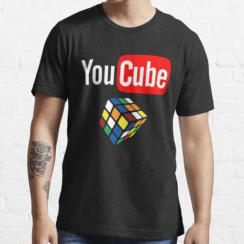 You Cube Shirt Puzzle Cube Shirt Essential T-Shirt