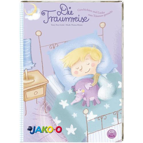 JAKO-O CD Die Traumreise, bunt