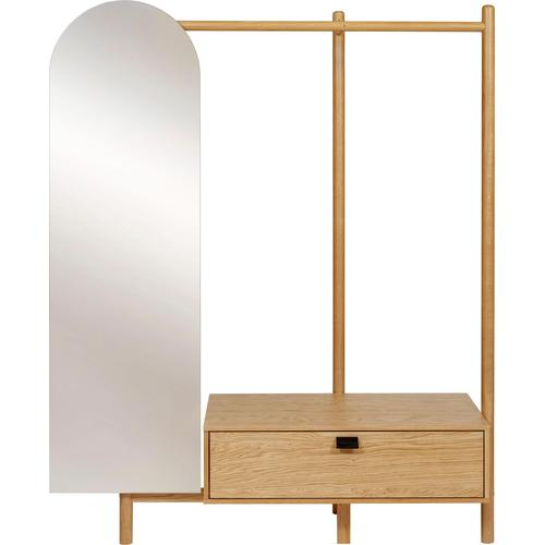 andas Kompaktgarderobe Kongsberg beige Kompaktgarderoben Garderoben