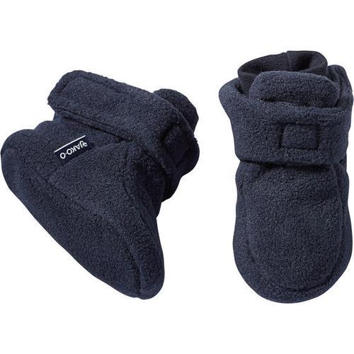 Fleece-Booties Mini, blau, Gr. 15/16