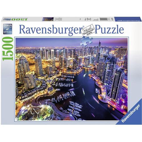Ravensburger Puzzle Dubai am Persischen Golf, Made in Germany, FSC - schützt Wald weltweit bunt Kinder Ab 12-15 Jahren Altersempfehlung