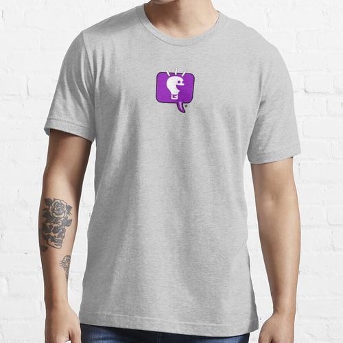 HobbyKids Glühbirne Essential T-Shirt
