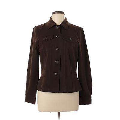 Rafaella Jacket: Brown Jackets &...