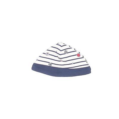 Beanie Hat: Blue Stripes Accesso...