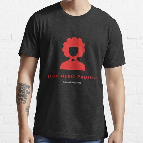 Logo von Jafro Music Projects Essential T-Shirt