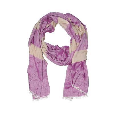 Scarf: Purple Stripes Accessories