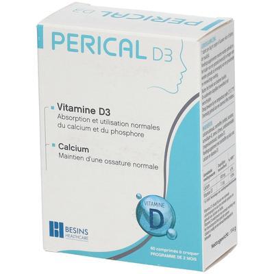 Perical® D3 pc(s) comprimé(s)