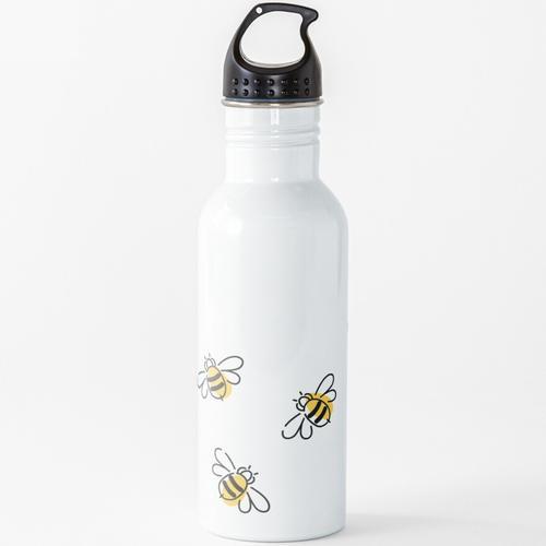 Bienen Wasserflasche