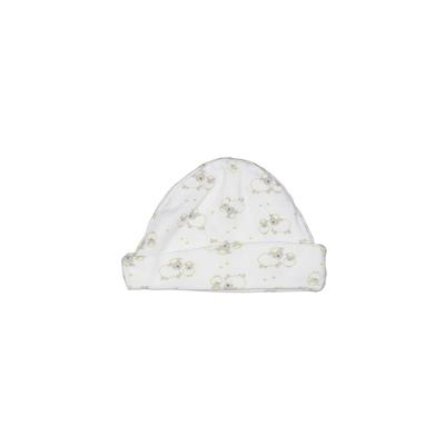 Gerber Beanie Hat: White Accessories - Size 3-6 Month