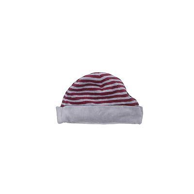 Macy's Beanie Hat: Gray Stripes ...