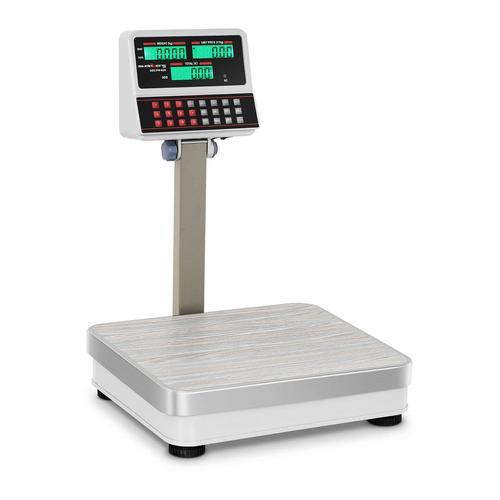 Steinberg Systems Kontrollwaage mit LCD-Hochanzeige - 100 kg / 10 g SBS-PW-100/10