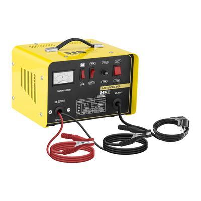 MSW Autobatterie-Ladegerät - Sta...