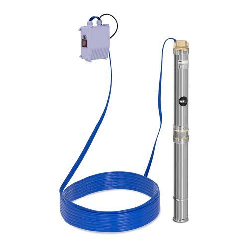 MSW Brunnenpumpe - 3.800 L/h - 370 W - Edelstahl MSW-SPP32-037