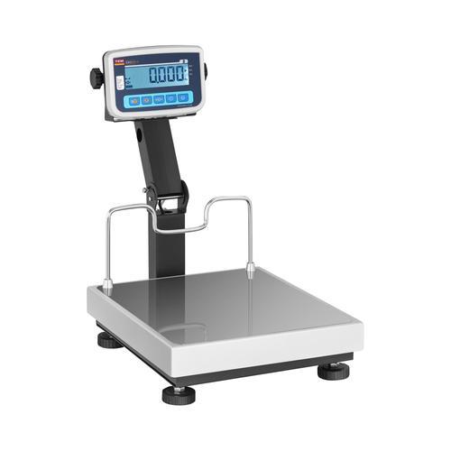 TEM Plattformwaage - geeicht - 150 kg / 50 g BEKO+LCD035x040150-B1